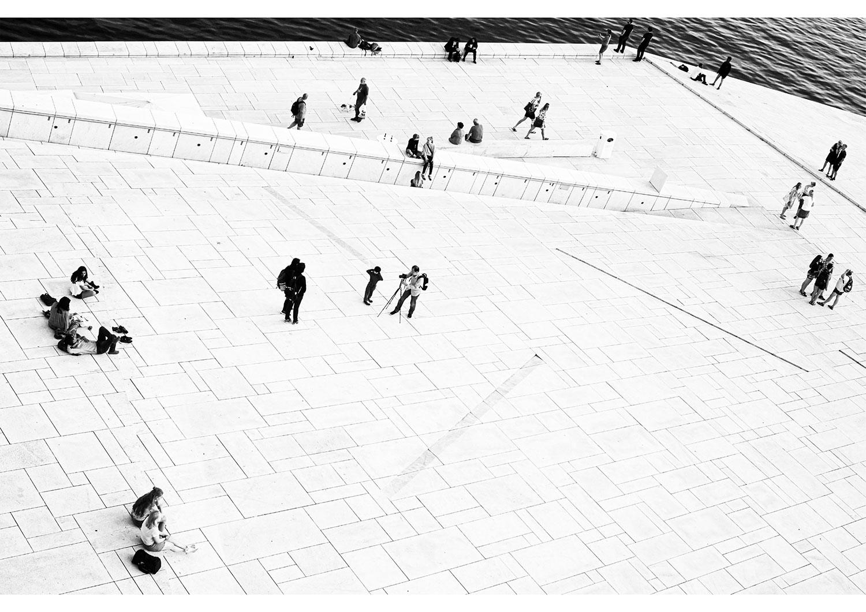 3e : Ligne et rectangle de Matthieu Cattin